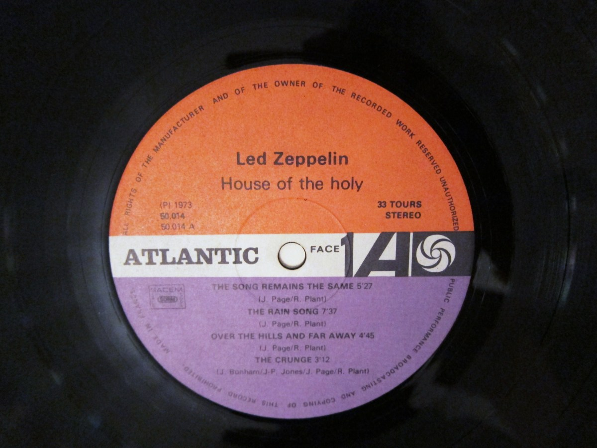 Led Zeppelin A Vinyl Buyer S Guide Every Record Tells A