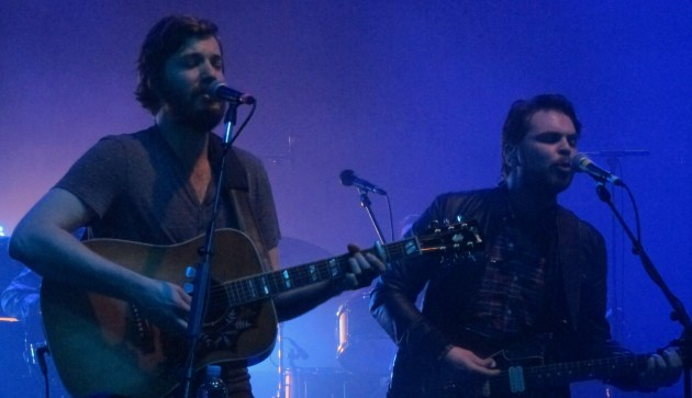 Midlake Eric Pulido and Gaz Coombs