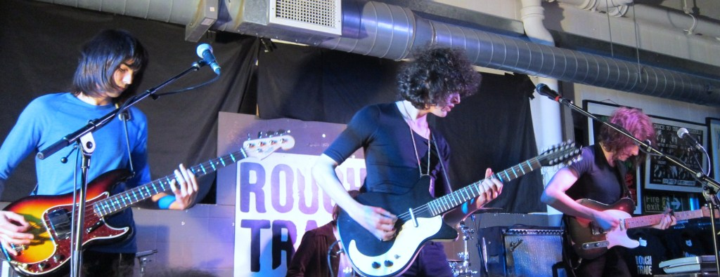 Temples live at Rough Trade East
