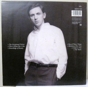 Dexys Dont Stand Me Down reverse cover