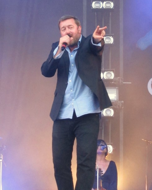 Guy Garvey of Elbow 2467