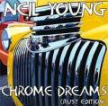 Neil Young Chrome Dreams Rust Edition cover