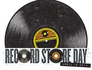 RSD Record Store Day 2014