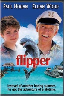 Flipper the dolphin