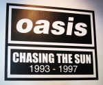 Oasis Chasing The Sun