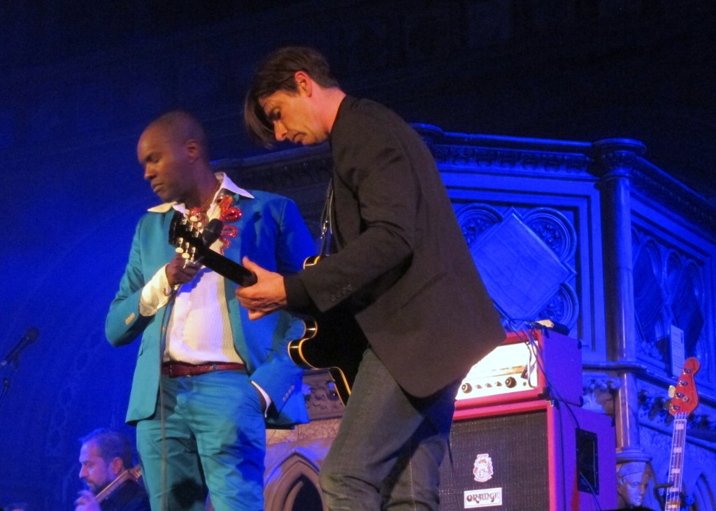 David McAlmont and Bernard Butler