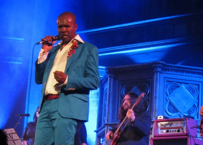 David McAlmont at Union Chapel