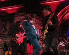 Bernard Butler and David McAlmont at The Union Chapel in May - and perhaps the best gig of the year