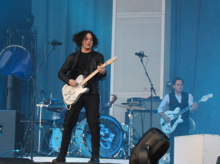 Jack White Glastonbury