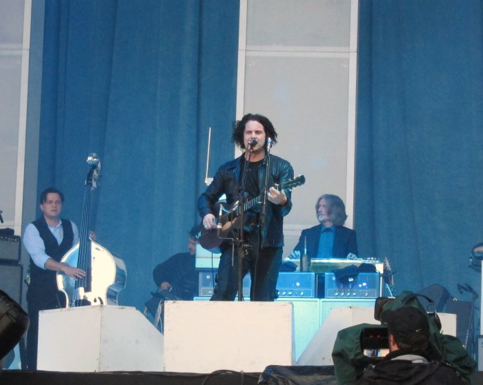 Jack White - Glastonbury