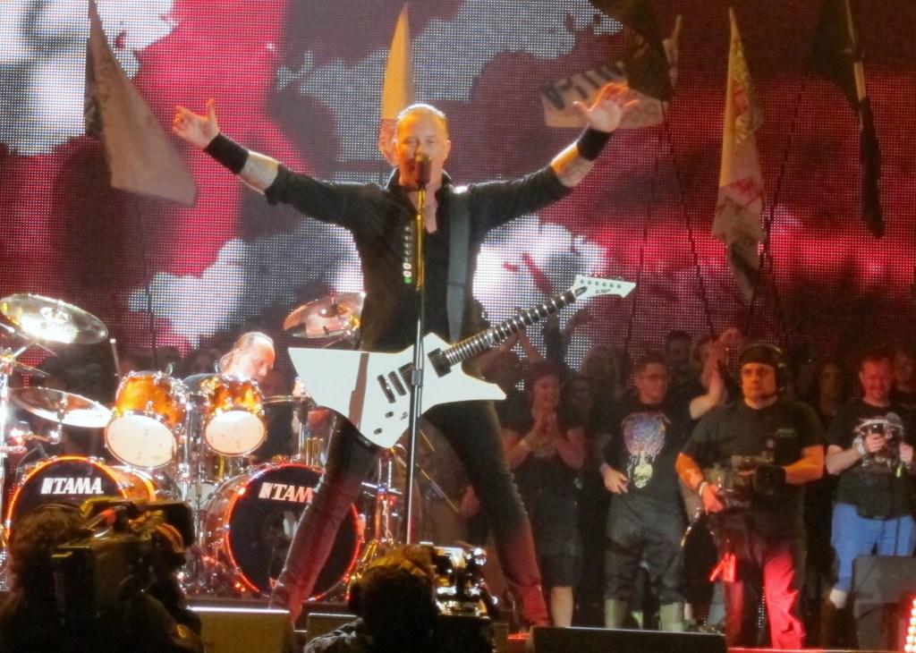 James Hetfield Metallica Glastonbury IMG_1558