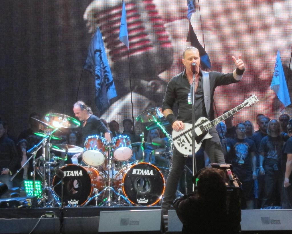 James Hetfield Metallica Glastonbury IMG_1576