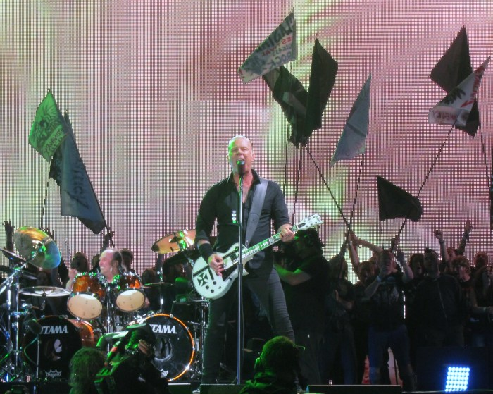 James Hetfield Metallica Glastonbury IMG_1587