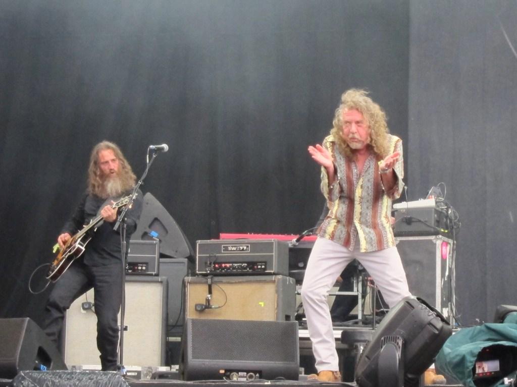 Robert Plant at Glastonbury 2014 IMG_1444