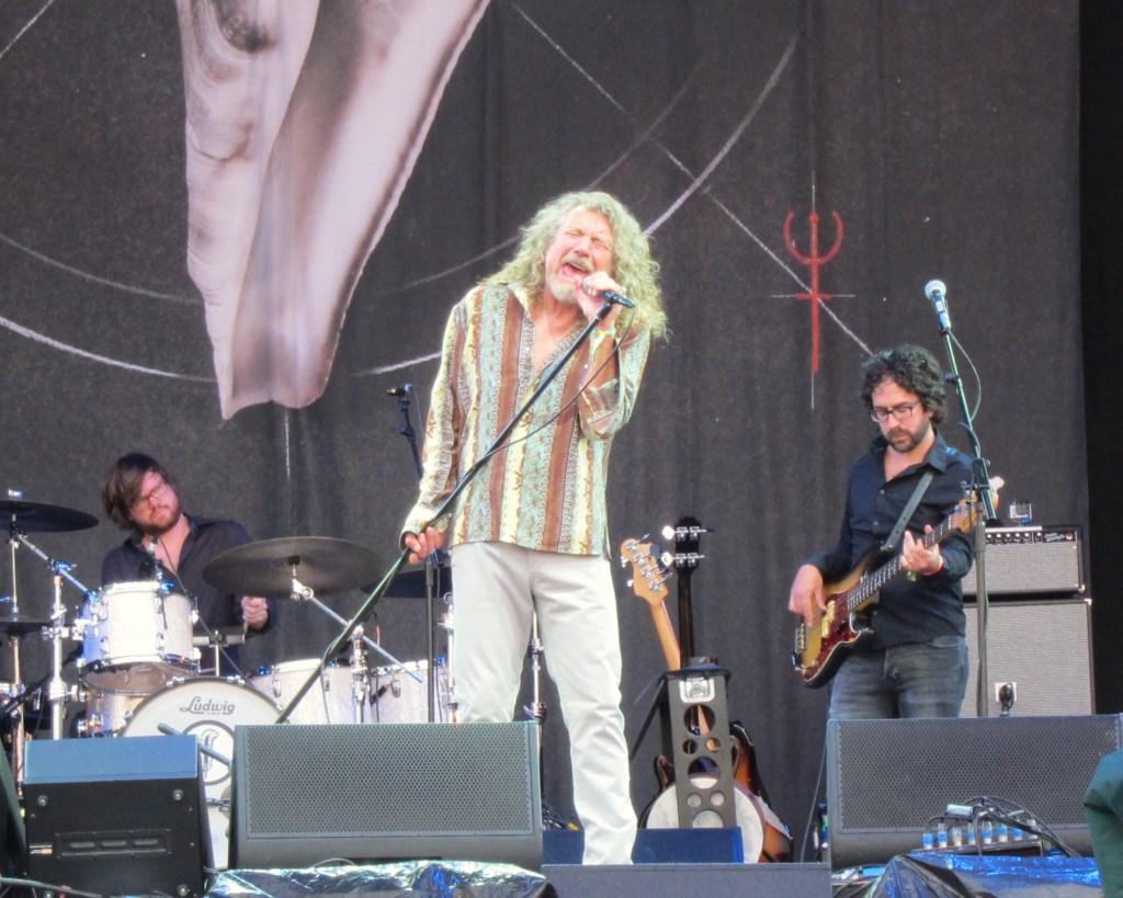 Robert Plant at Glastonbury 2014 IMG_1478