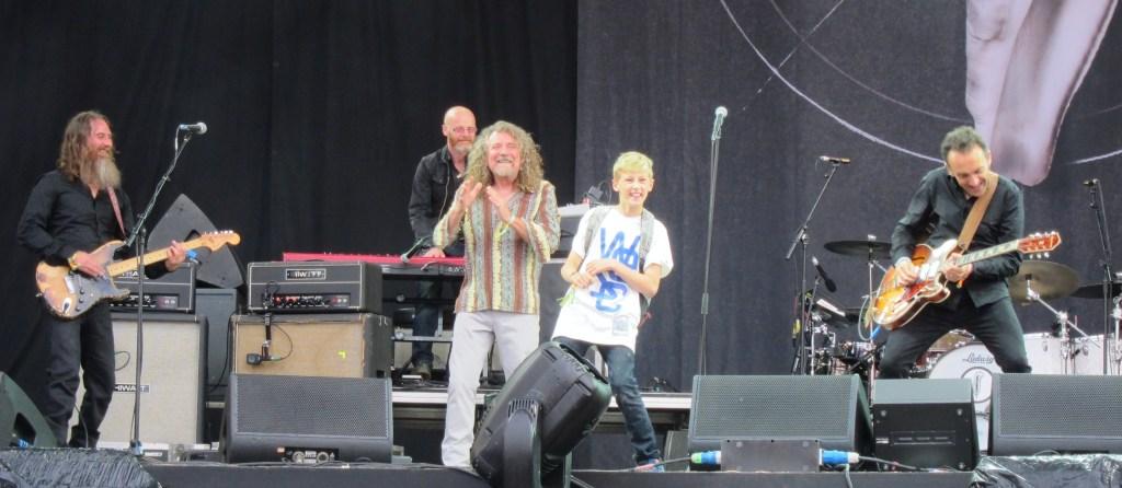 Robert Plant at Glastonbury 2014 IMG_1481