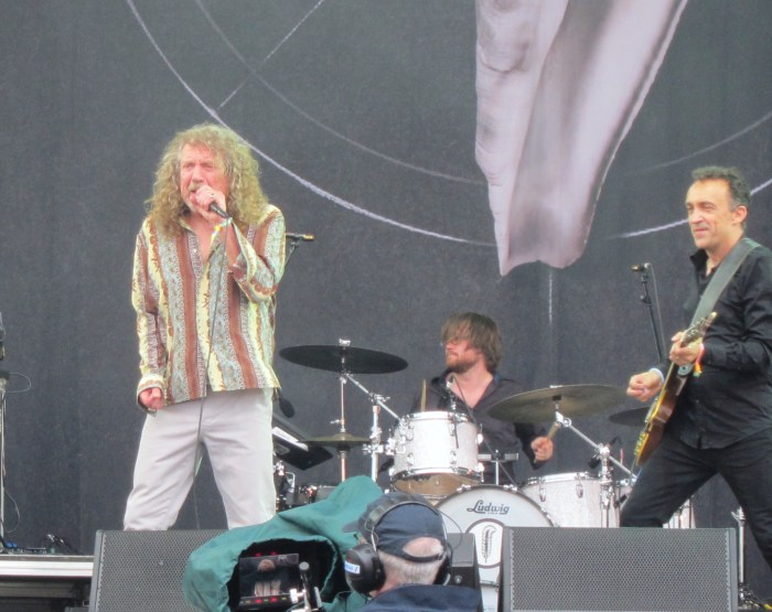 Robert Plant at Glastonbury 2014 IMG_1483