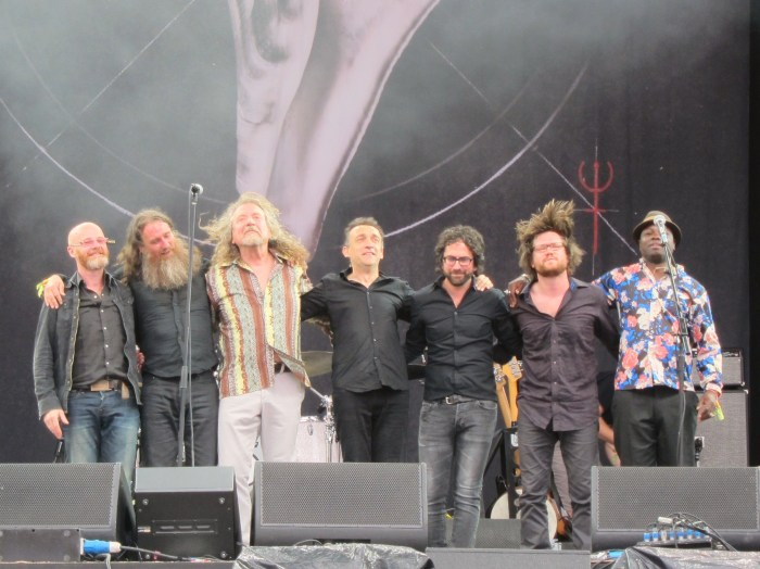 Robert Plant at Glastonbury 2014 IMG_1486