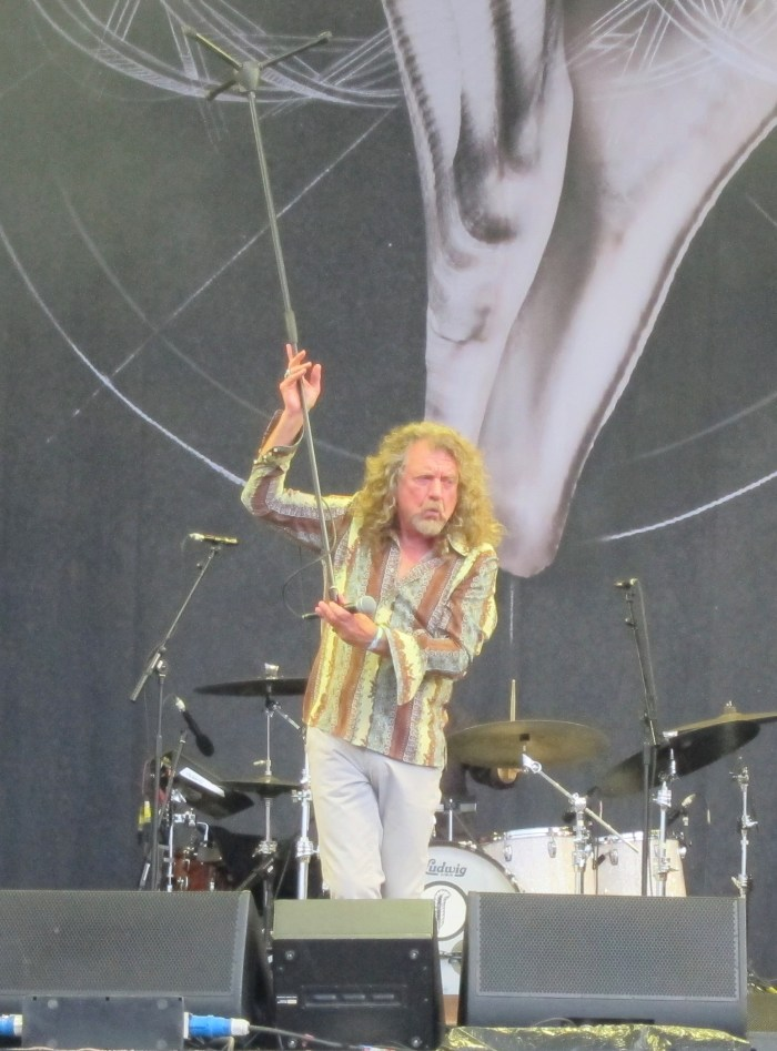 Robert Plant Glastonbury IMG_1441