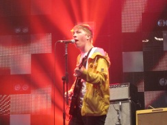 I saw Drenge a couple of times this year - this shot was taken at Glastonbury