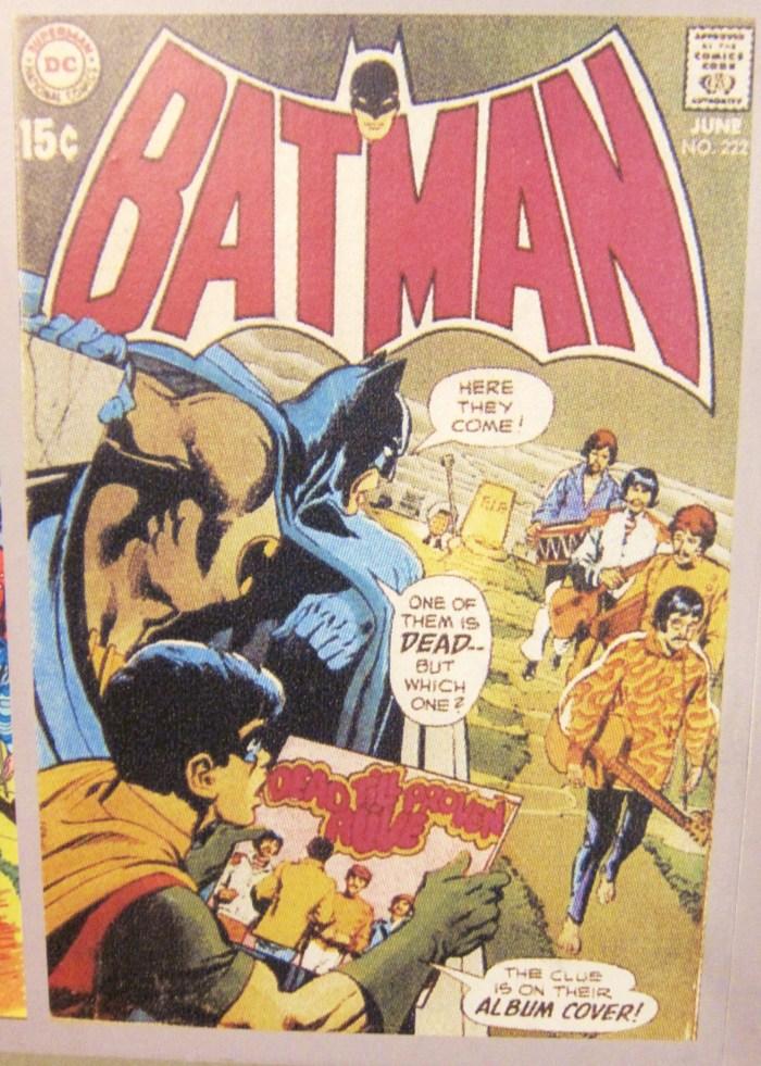 Batman 222 The Beatles