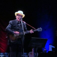 Elvis Costello at Kew Gardens