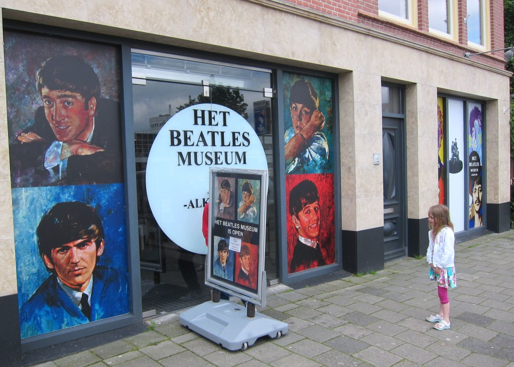 The Beatles Museum, Alkmaar, Netherlands