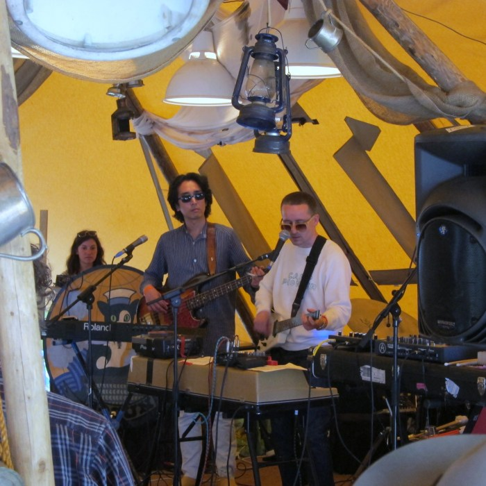 Hot Chip Alexis Taylor Crows Nest IMG_1267