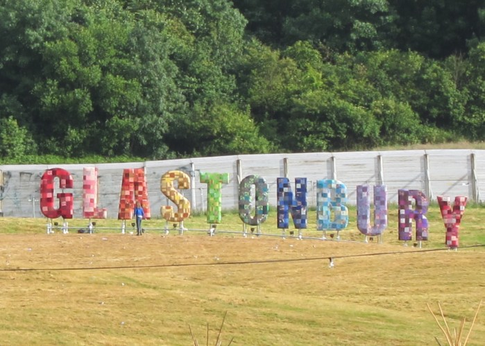 The Glastonbury sign IMG_1289