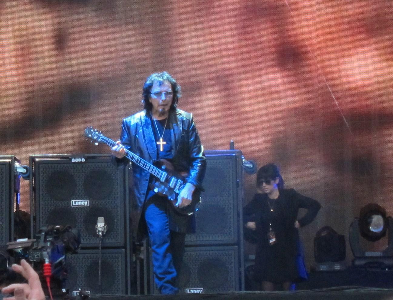 Tony Iommi Black Sabbath Hyde Park IMG_1916