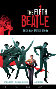 Fifth Beatle Epstein graphic novel cover.png