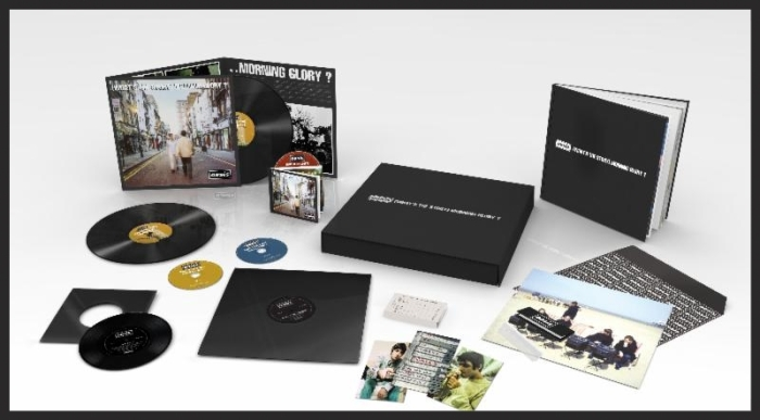 Oasis-boxset Whats the story morning glory