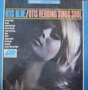 Otis Blue Otis Redding Sings Soul cover
