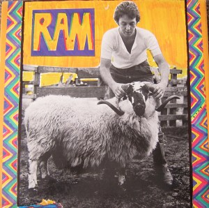 Paul McCartney Ram