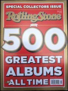 Rolling Stone The 500 Greatest Albums of All Time