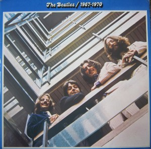 The Beatles Blue Album 1967-1970