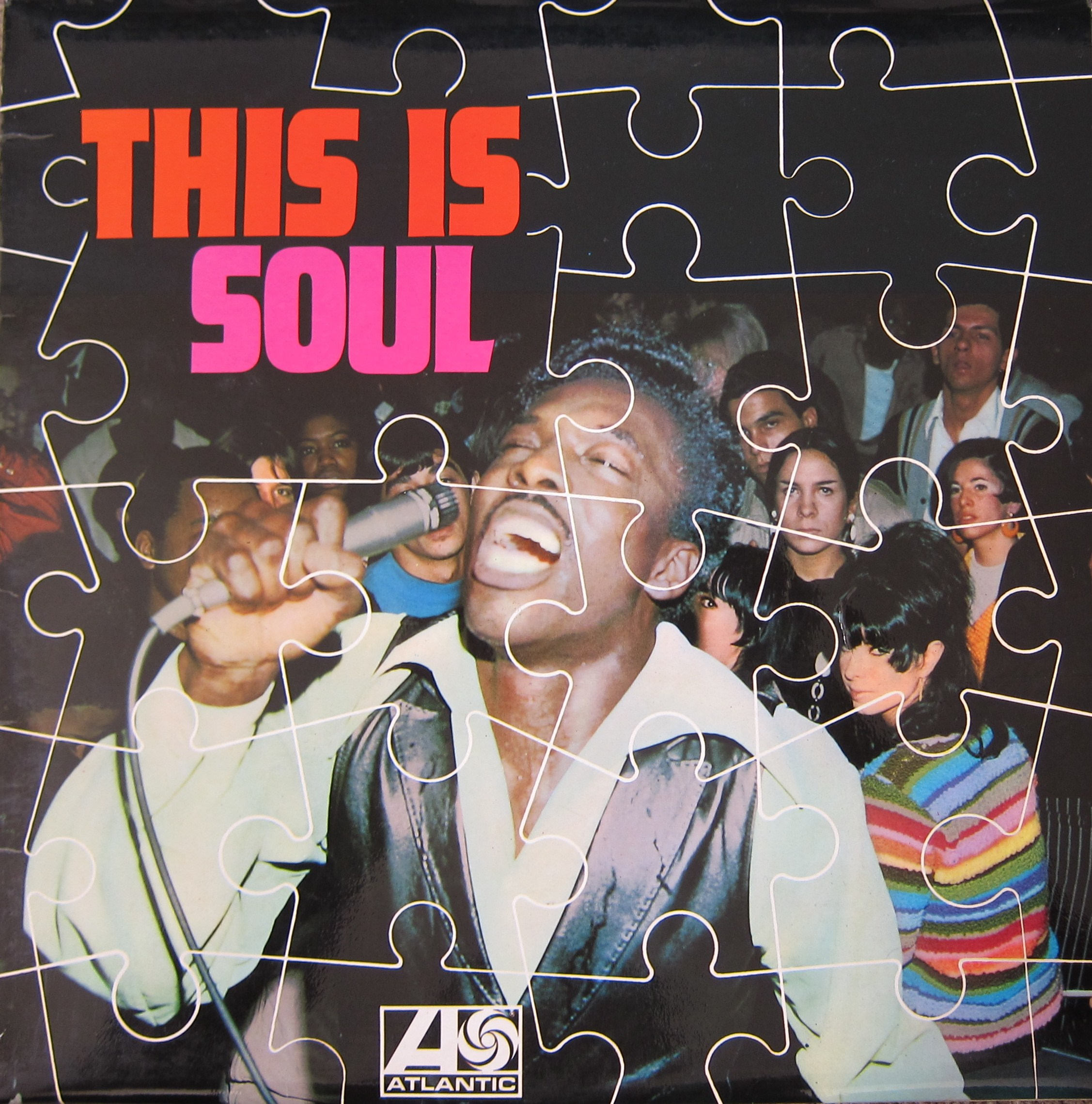This Is Soul Compilation Atlantic Records Every Record
