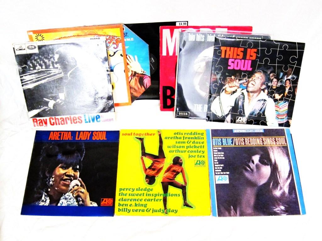 Album collection Atlantic Soul