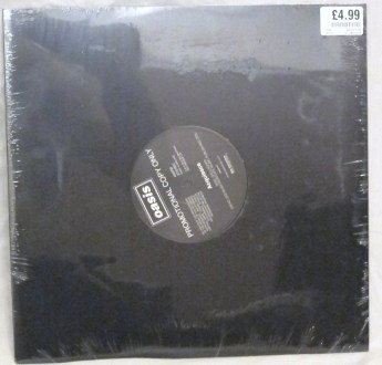 Oasis HMV Acquiesce