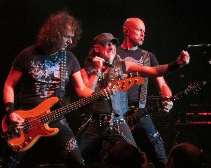 Why German Heavy Metal Still Matters Accept Live At The