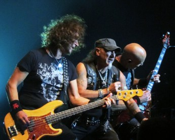 Accept at the Forum, London