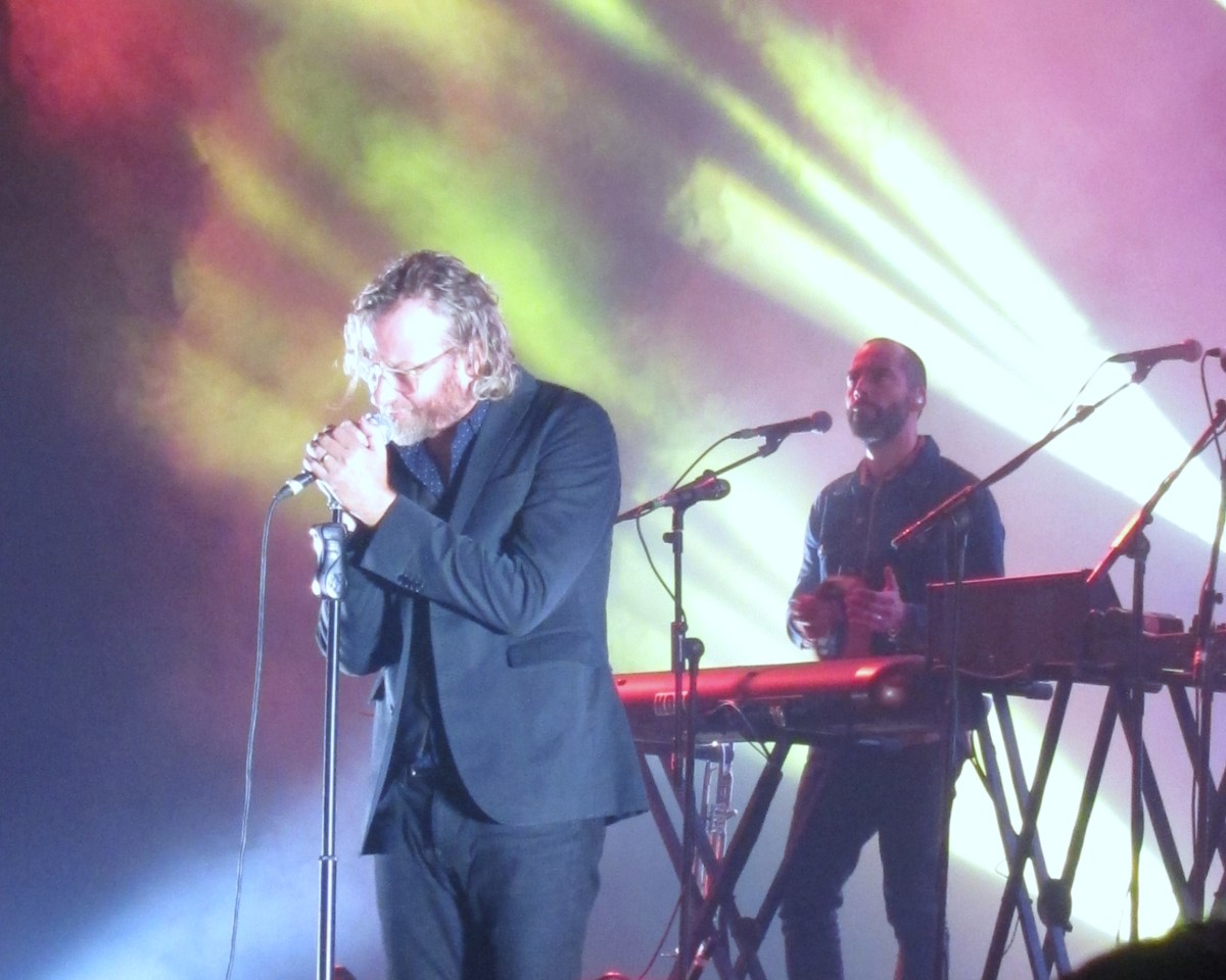 The National The World S Biggest Unknown Band Live