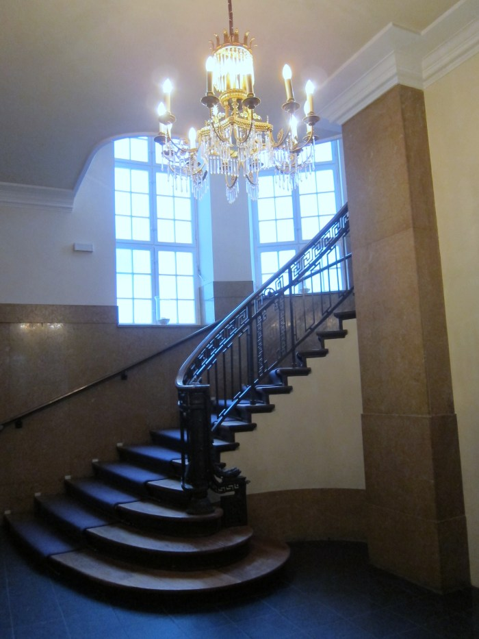 The Staircase at Hansa studios, Berlin