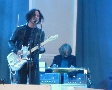 Jack White played a great gig at the O2 Arena - this shot was taken at Glastonbury
