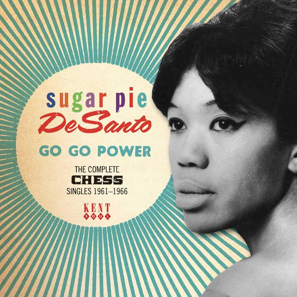 Sugar Pie Desanto The Forgotten Queen Of Chess Records