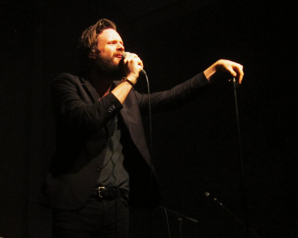 Father John Misty Village Underground IMG_3889