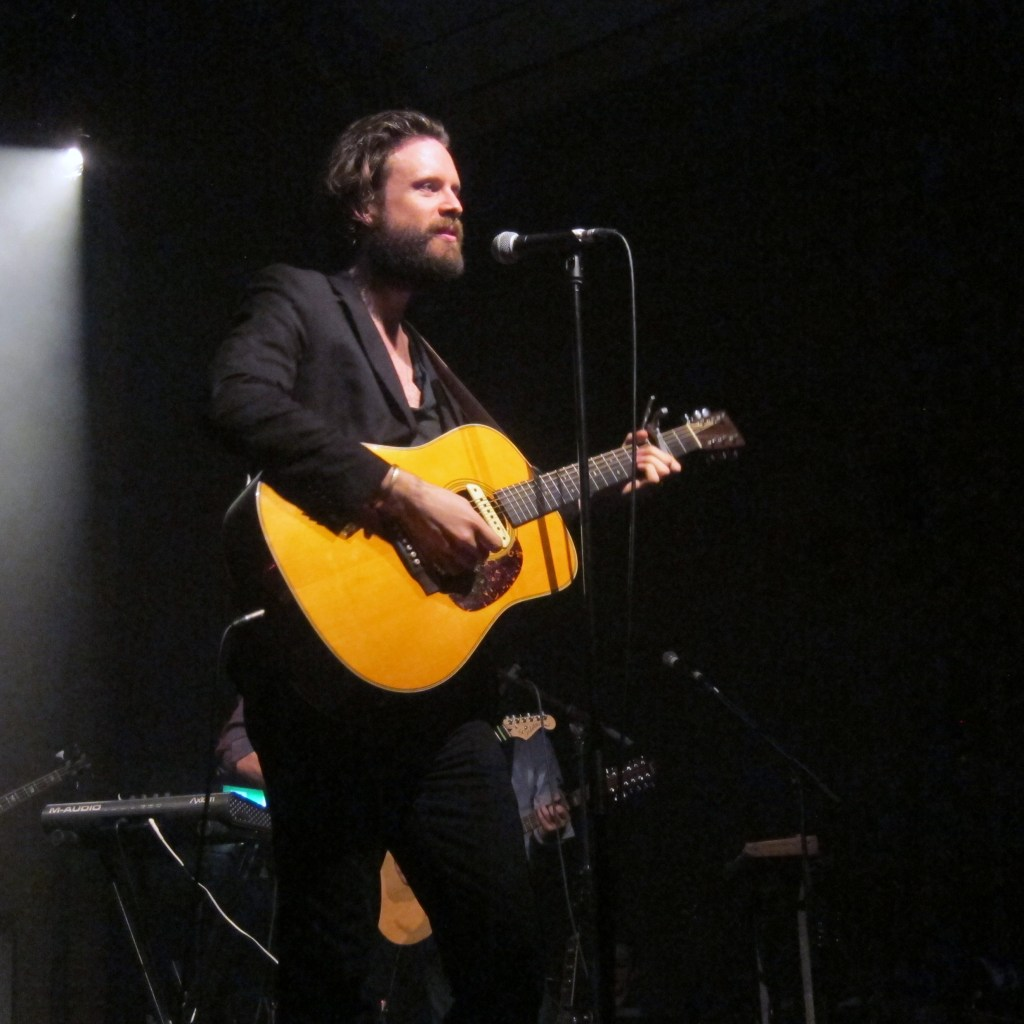 Father John Misty Village Underground IMG_3906