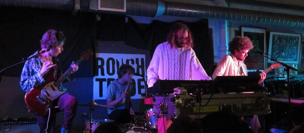 Pond live at Rough Trade East IMG_3695
