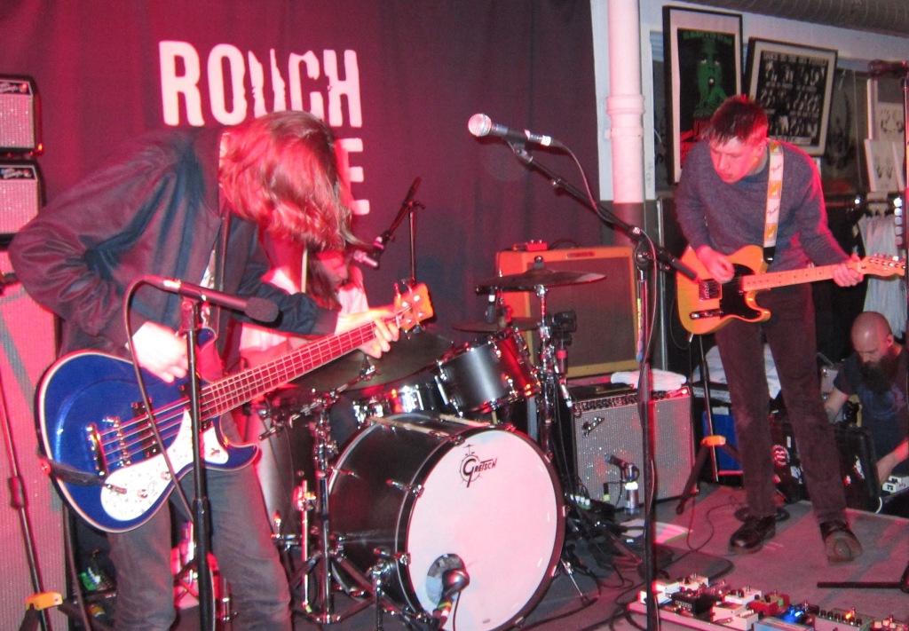 Drenge at Rough Trade East