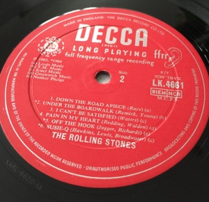 Rolling Stones No 2